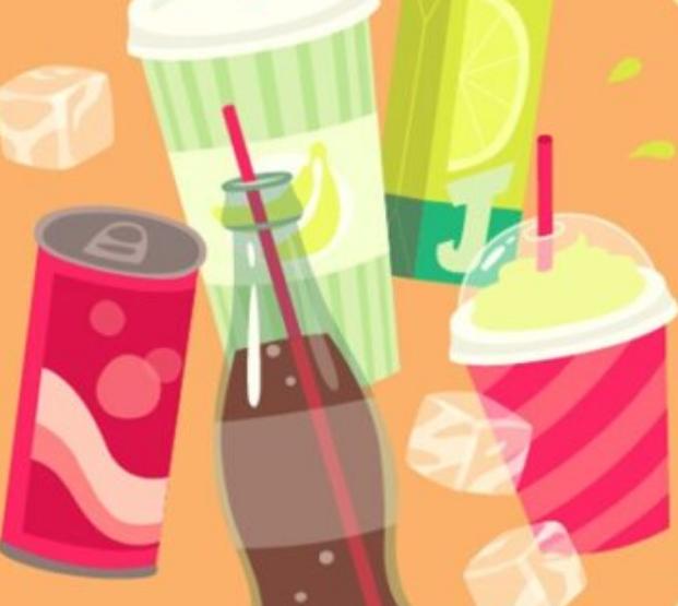 UE: il 14% dei giovani beve tutti i giorni bibite zuccherate