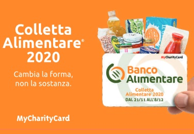 La colletta alimentare diventa digitale